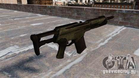 Штурмовая винтовка Crysis 2 v2.0 для GTA 4 второй скриншот