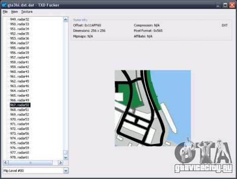 TXDFucker build 415 stable x86-x64 для GTA San Andreas Android