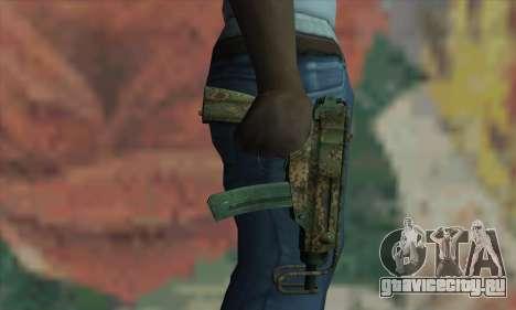Scorpion VZ61 для GTA San Andreas третий скриншот