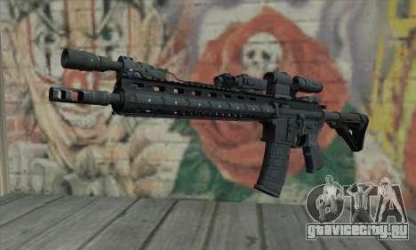 Warfighter - Larue OBR из Medal of Honor для GTA San Andreas