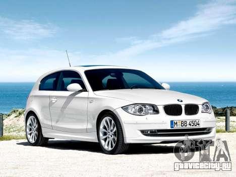 Загрузочные экраны BMW 116i для GTA 4 седьмой скриншот