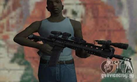 Warfighter - Larue OBR из Medal of Honor для GTA San Andreas третий скриншот