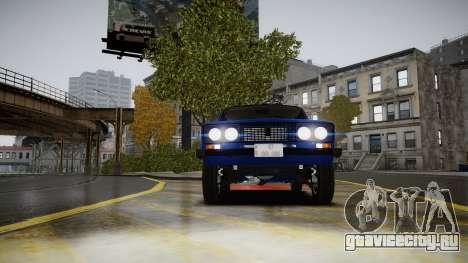 VAZ 2106 Baku для GTA 4 вид сзади