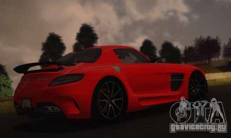 Jango ENBSeries v1.0 для GTA San Andreas третий скриншот