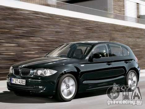 Загрузочные экраны BMW 116i для GTA 4 девятый скриншот