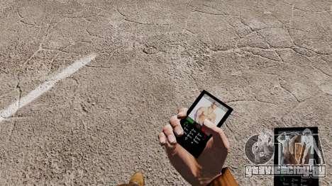 Тема для телефона John Cena для GTA 4