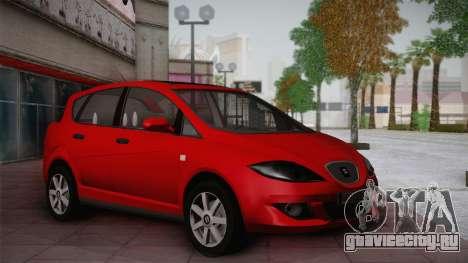 Seat Toledo 1.9TDi 2006 для GTA San Andreas