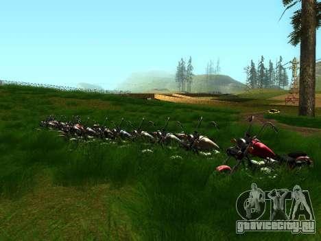 Biker Party 1.0 для GTA San Andreas третий скриншот