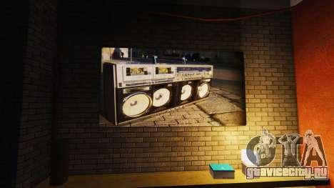 Новые постеры в квартире Плейбоя для GTA 4 четвёртый скриншот
