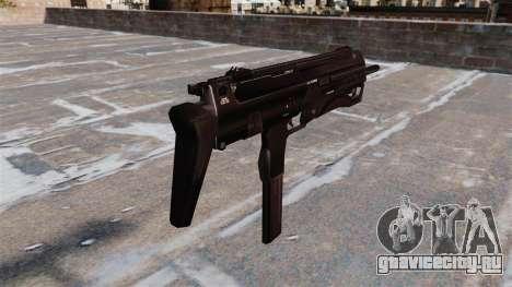 Пистолет-пулемёт SMG для GTA 4 второй скриншот
