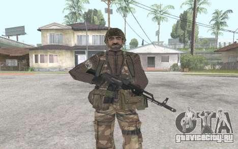 АК-101 для GTA San Andreas