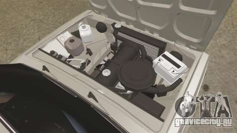 ВАЗ-2105 для GTA 4 вид сзади