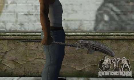 Копьё для GTA San Andreas третий скриншот