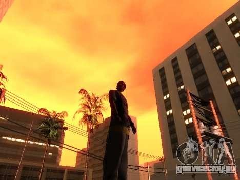 Скин Трейсера для GTA San Andreas четвёртый скриншот