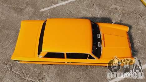 Lotus Cortina 1963 для GTA 4 вид справа