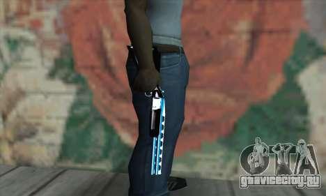 Обрез для GTA San Andreas третий скриншот