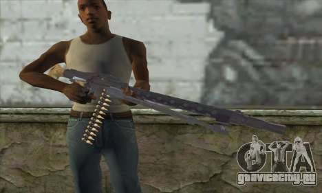 MG42 для GTA San Andreas третий скриншот