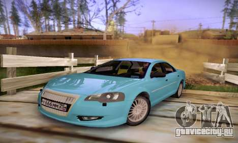Volga Siber 2.5 AT Restyling для GTA San Andreas