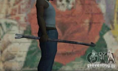 Монтировка для GTA San Andreas третий скриншот