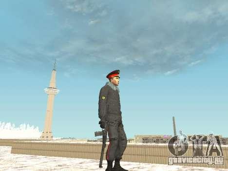 Пак русского стрелкового оружия для GTA San Andreas третий скриншот