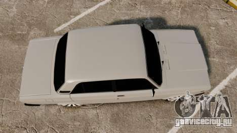 ВАЗ-2107 Жигули для GTA 4 вид справа