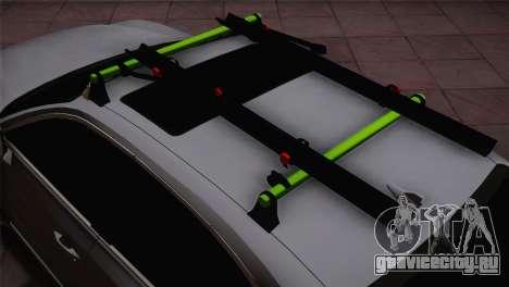 Lexus GS250 F для GTA San Andreas вид справа