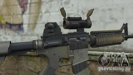 MK18 для GTA San Andreas третий скриншот