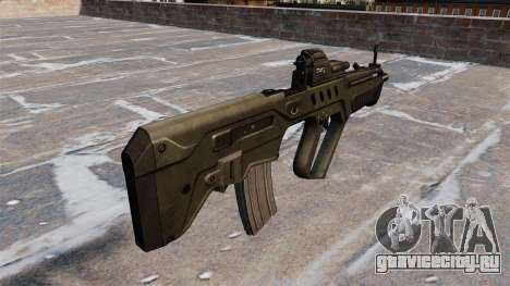 Штурмовая винтовка TAR-21 для GTA 4 второй скриншот