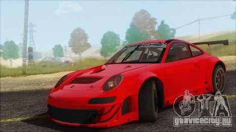 Porsche 911 GT3 RSR для GTA San Andreas