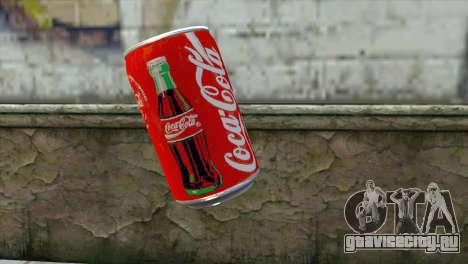 Explosive Coca Cola Dose для GTA San Andreas