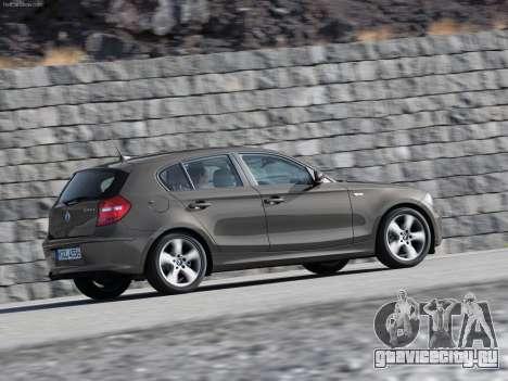 Загрузочные экраны BMW 116i для GTA 4 шестой скриншот
