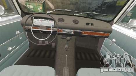 ВАЗ-2101 Жигули USSR для GTA 4 вид сверху