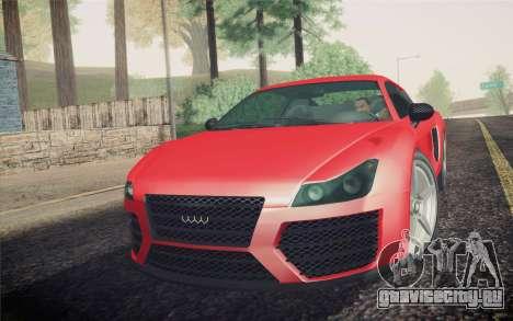 GTA 5 Obey 9f для GTA San Andreas
