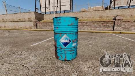 Новые раскраски для бочек для GTA 4 третий скриншот