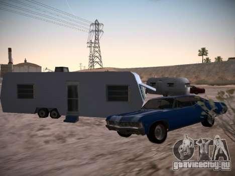 ENBSeries by Pablo Rosetti для GTA San Andreas шестой скриншот