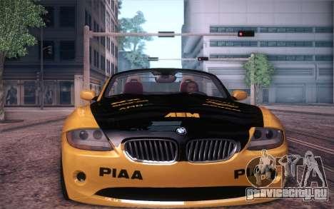 BMW Z4 V10 Stanced для GTA San Andreas