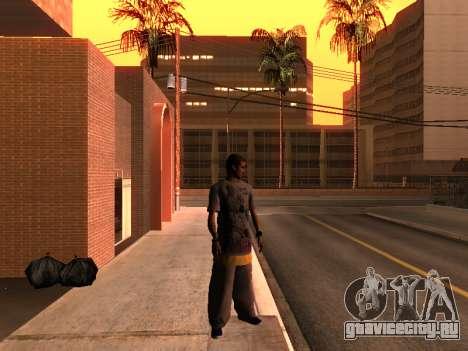 Скин Трейсера для GTA San Andreas второй скриншот