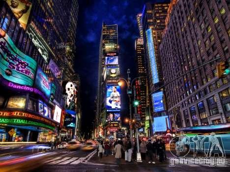 Загрузочные экраны New York для GTA 4 третий скриншот