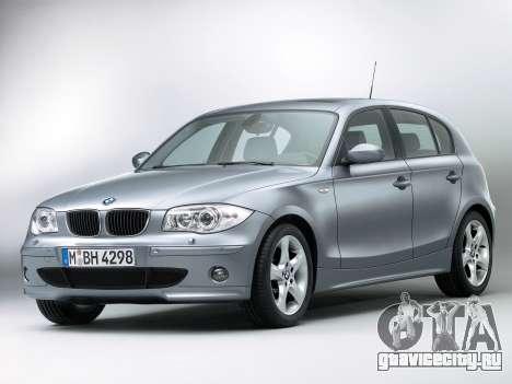 Загрузочные экраны BMW 116i для GTA 4 третий скриншот