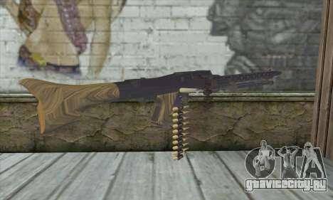 MG42 для GTA San Andreas второй скриншот