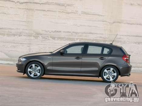 Загрузочные экраны BMW 116i для GTA 4 восьмой скриншот