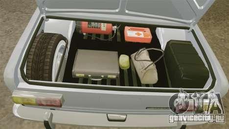 ВАЗ-2101 Жигули USSR для GTA 4 вид сбоку