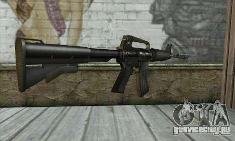 M4 из Conter Strike для GTA San Andreas второй скриншот
