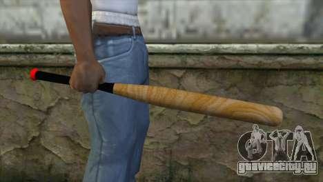 Бейсбольная бита для GTA San Andreas третий скриншот