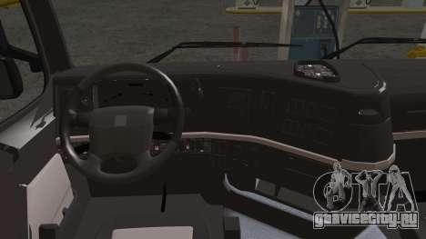 Volvo FH13 500 для GTA San Andreas вид сбоку