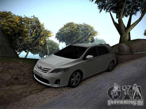 ENBSeries by Pablo Rosetti для GTA San Andreas пятый скриншот
