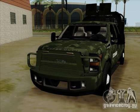 Ford F350 для GTA San Andreas