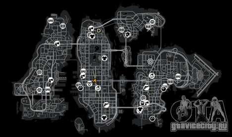 Билборды из GTA 5 для GTA 4 пятый скриншот