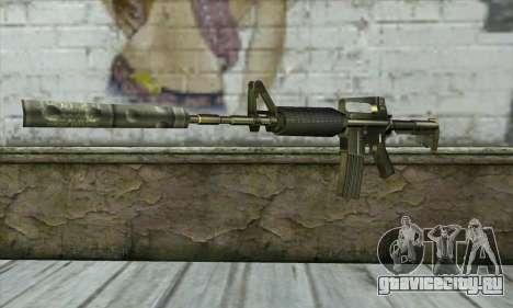 M4 из Conter Strike для GTA San Andreas