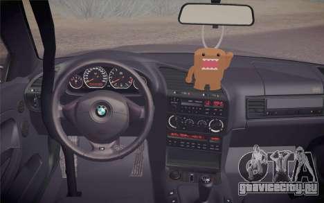 BMW M3 E36 Angle Killer для GTA San Andreas вид справа